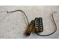 Seymour Duncan TB6 and SJBJ-1