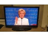 """SAMSUNG 46"""" LCD TV IN FULL WORKING ORDER"""
