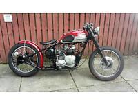 1958 Triumph Bobber