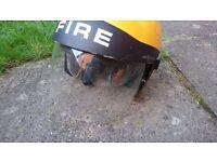 Cromwell ER1 & FR2 Fire & Rescue Dual Helmet System