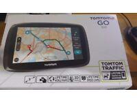 TomTom Go 510 World - Free Lifetime World Maps and Live Traffic