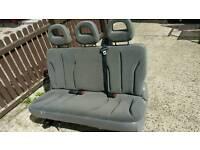 Chrysler voyager bench seat
