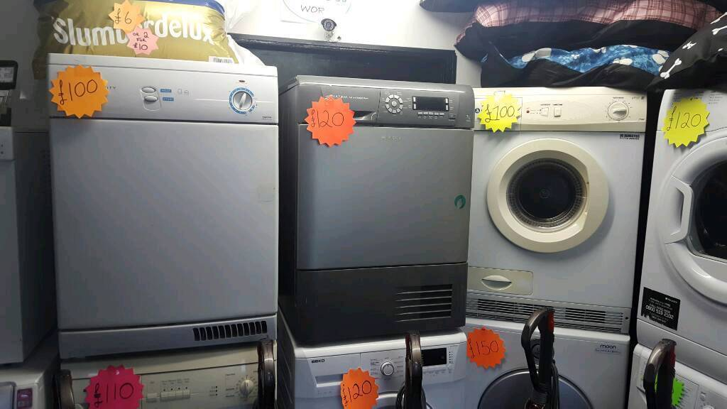 Condenser dryers fully refurbished