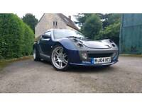 Smart Roadster coupe Bluewave brabus