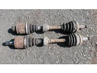 Genuine Honda B16 B18 B Series Driveshafts - Civic CRX Integra EJ EK EG DC2 Type R VTEC Engine