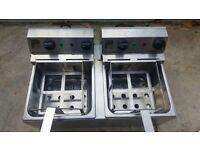 Double pasta boiler Parry APB2