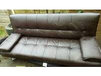 Sofa bed - £10 to collector. Must go. STILL AVAILABLE