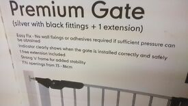 Safety gates by mothercare