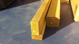 Treated sawn/Smooth planed Timber Various Sizes All New Can sell separately see price in description