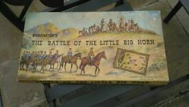 Battle of the Little Big Horn Board Game