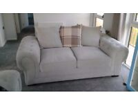 Light Grey 2 & 3 Seater Sofas For Sale