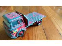 Dinky toy Bedford coal lorry