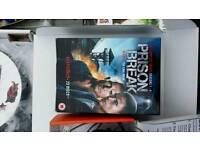 Prison break dvd box set