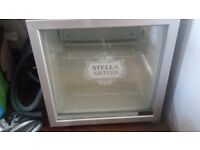 Stella Artois small fridge