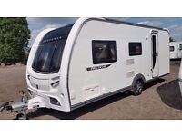 Coachman Pastiche 520/4 (2012). 4 Berth Side Dinette Used Tourer. Great for couples or the family