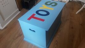 Toy Box Chest
