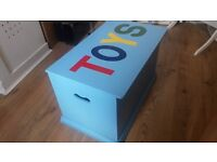 Toy Box Chest