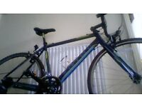carrera cyclocross bike