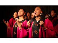 Christian singers to join/form Gospel choir