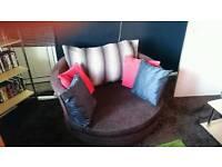 Big cuddle chair