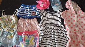Summer clothing 3-4yrs