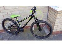 Boys mountain bike for sale