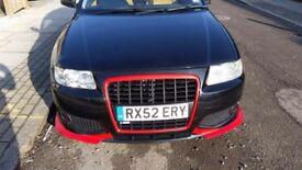 Audi A3 quattro sport 1,9 tdi