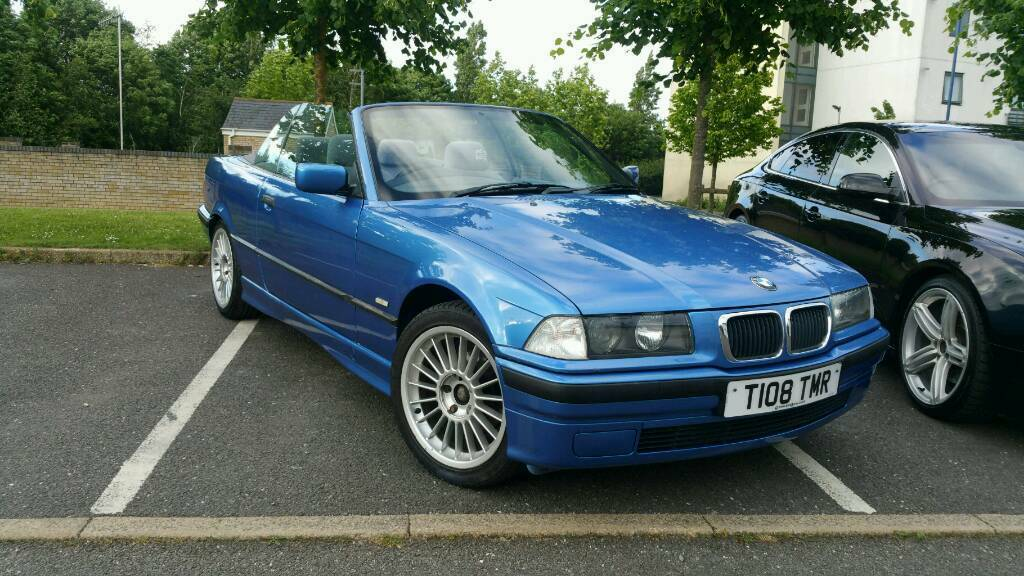 BMW 318i Convertible (1999) *LOWER PRICE*