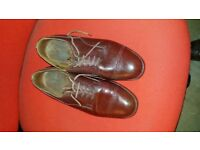 army marching shoes male/female size 7