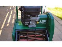 Suffolk Punch petrol lawnmower 14SK
