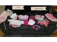 Girls bundle age 3 to 4