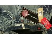 Urban stone jeans
