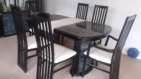 Complete Living and Dining room set - Bargain!