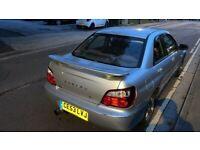 Subaru, IMPREZA, Saloon, 2003, Manual, 1994 (cc), 4 doors