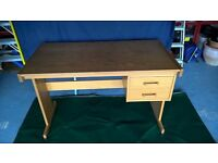 John Lewis Desk with Two Drawers