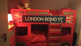 London kids bunkbed