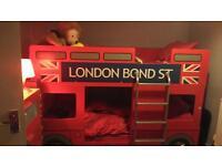 London kids bunkbed