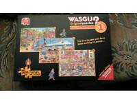 Wasgij collectors puzzle