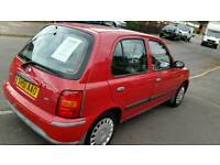 Nissan Micra 1.0 low mileage only 68350