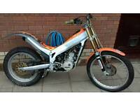 Beta 250 trials bike