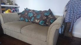 2 sofas for sale - buyer to collect