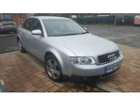 Audi a4 salon