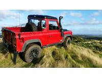 2002 Land Rover 90 Defender, TD5 Truckcab for sale - £9,000 ono