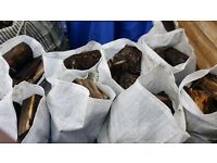 4x2 firewood logstore and 25 bags firewood