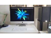Apple iMac Retina 5K 27 inch (Late 2015), 4.0 GHz Intel Core i7, 24GB RAM, 512GB Flash, AMD R9 M390