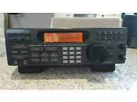 Radio scanner.
