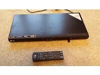 LG dvd player, model dvx492h full HD upscaling