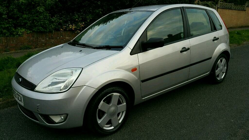 FORD FIESTA 5DR!! 1.4 'ZETEC' 53PLATE,ONLY 99000MILES WITH SERVICE HISTORY IN VGC.