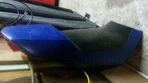 rx1 snowmobile seat