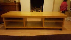 Ikea unit great for TV and dvd etc bargain price